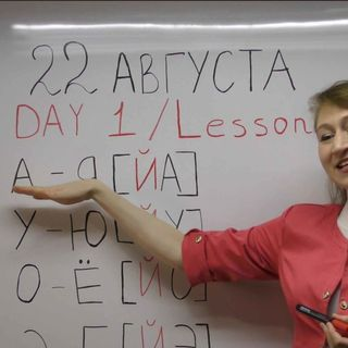 Interview with Anastasia Redkina