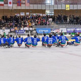 Il percorso della Nazionale Italiana Para Ice Hockey a Pyeongchang