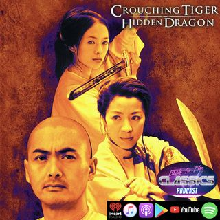 Back to Crouching Tiger Hidden Dragon