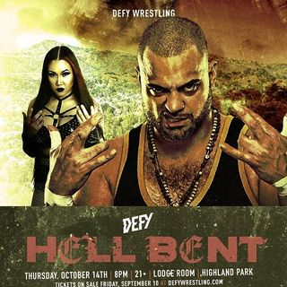 Episode #88: My DEFY Wrestling Hell Bent Experience