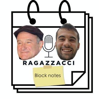 Block Notes: Monz e Robin