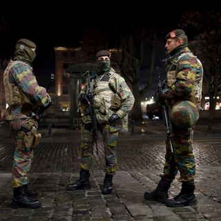 ISLAMIC STATE CLAIMS IT SET OFF DEADLY BOMBINGS IN BRUSSELS