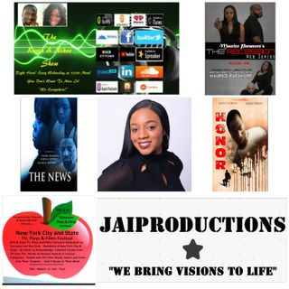 The Kevin & Nikee Show - Jessica J. Immanuel - Multi Award-Winning Actress, Writer, Director and Cinematographer