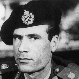 Kadhafi putschiste à 27 ans