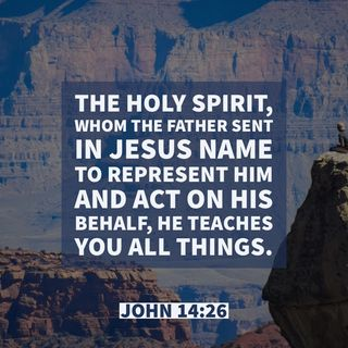 How You Can Depend On the Holy Spirit to Help and Direct you in All Your Ways.