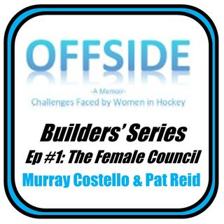 OFFSIDE: Builders' Series #1_The Female Council
