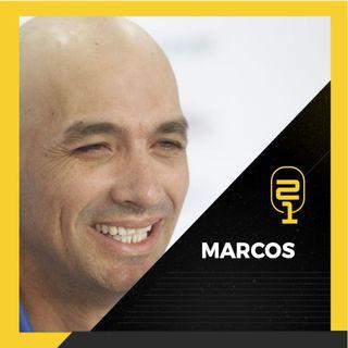 #22 Marcos: Rebaixamento do Paraná, carreira em Portugal e decepção com Fernando Diniz
