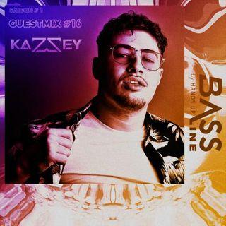 Bassline Guestmix #16 : Kazzey