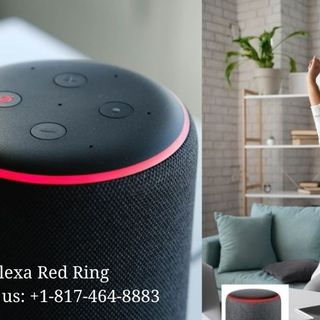 Solve Issues With Alexa Red Ring