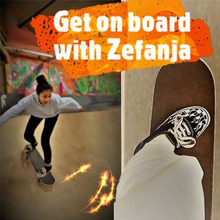 Get on Board with Zefanja
