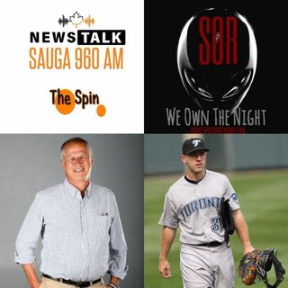 The Spin - April 3, 2020 - UFO's and The Paranormal, Travel Locations Post COVID & Between Umps and Players