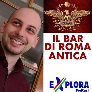 Chiacchiere:Ep.23 con Roberto Trizio del Bar di Roma Antica, Il Viaggio della Storia