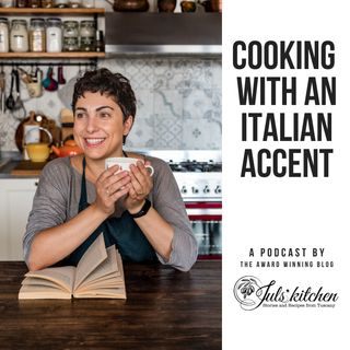 Cooking with an Italian accent