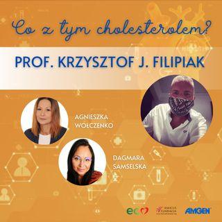 Prof. Krzysztof Filipiak - Co z tym cholesterolem?