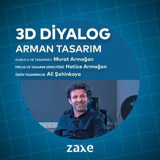 3D Yazıcıların Endüstriyel Tasarım İçin Önemi | Arman Tasarım