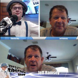 The Tiberius Show EP 149 Jeff Ramsey