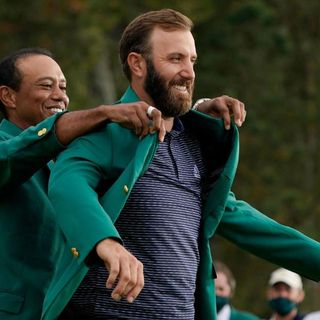 PAUL O' Neill, ON THE BALL - Monday Nov. 16th (Masters success for Dustin Johnson)