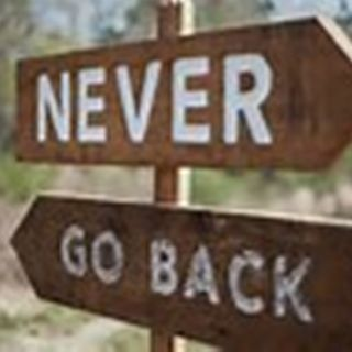 Never Go Back