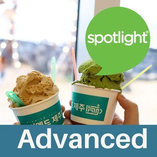 Ice Cream Around the World (Advanced Program)
