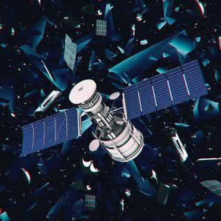 Rottami spaziali scontro evitato