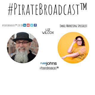 Catch Liz Wilcox on the #PirateBroadcast™