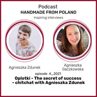 4_2021 Chit-chat with Agnieszka Zdunek about handmade soaps and candles