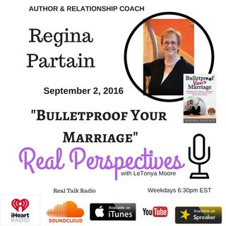 BulletProof Your Marriage with Author Regina Partain