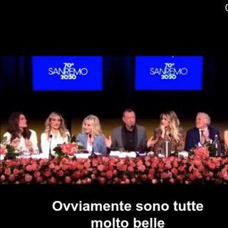 Per Me È... Molto Bella - Caso Amadeus Sanremo 2020