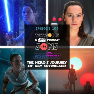 The Hero's Journey - Rey Skywalker