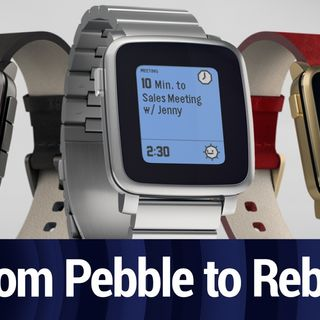 From Pebble to Rebble | TWiT Bits