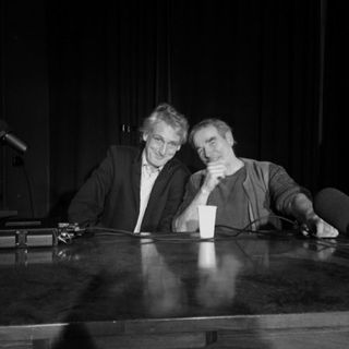 Con Jean-Martin Roy, maestro di creazione teatrale. La parola, immaginazione teatrale.