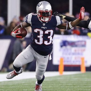 Patriots Lost Leading Rusher, Still Deep In Backfield