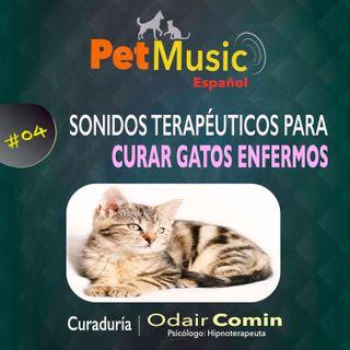 #04 Sonidos Terapéuticos para Curar Gatos Enfermos  | PetMusic