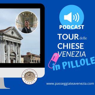 Tour virtuale delle Chiese di Venezia: Gesuiti o Gesuati_