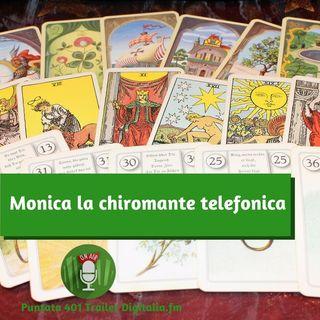 Trailer 401: Monica la chiromante telefonica