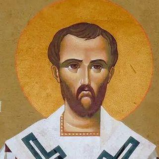 San Juan Crisóstomo, obispo, doctor de la Iglesia y patrono de los predicadores