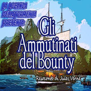 Audiolibro Gli Ammutinati del Bounty - J.Verne
