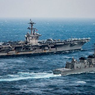 US Aircraft Carrier Finally En Route To Korea, College Grad Unemployment Rate All Time High [Korean News Update]