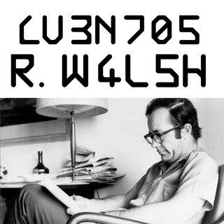 Cuentos y Relatos de Rodolfo Walsh - Lee Marian Lux