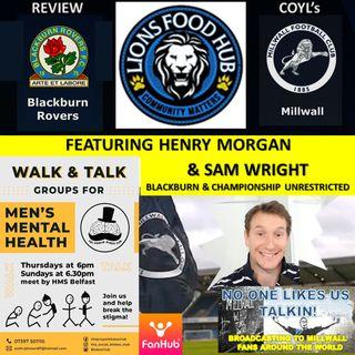 Henry Morgan Reviews Blackburn Rovers with Sam Wright Blackburn & Championship Unrestricted 090321