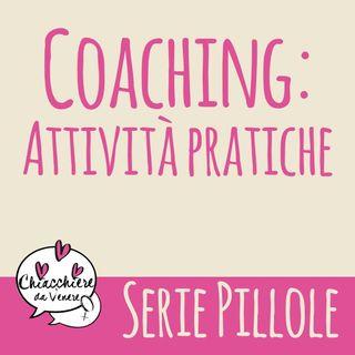 COACHING: ATTIVITA' PRATICHE