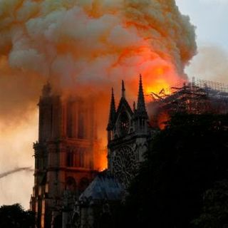 What Happened In Notre Dome Listen Now!