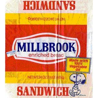 White bread, Dead Bread