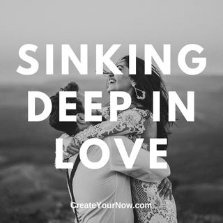 1624 Sinking Deep in Love