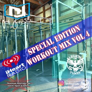 DJ A-roc Workout vol. 4 60min Mix