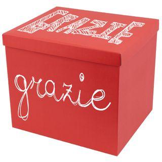 La scatola del GRAZIE