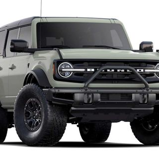2021 Ford Bronco Specs and trim levels