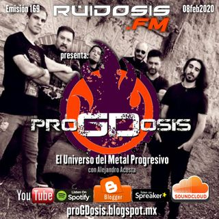 proGDosis 169 - 08feb2020 - Lord Divine