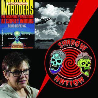 Alien Intruders- The strange case of Deb Kauble & the Aliens inside Copley Woods.