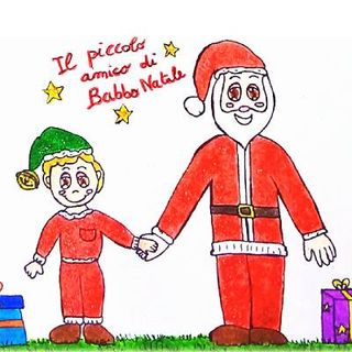 Il piccolo amico di Babbo Natale